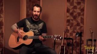Taylor Guitars Body Shapes