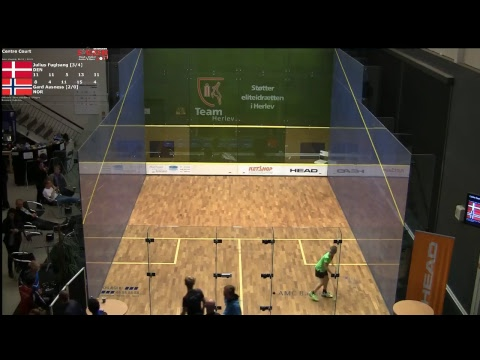 HEAD Danish Junior Open 2017 Saturday - Center Court Main Cam