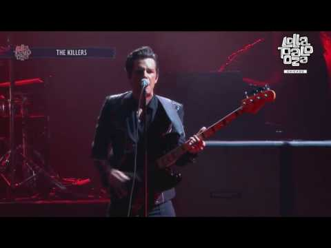 The Killers - For Reasons Unknown (Lollapalooza 2017)