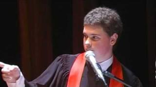 Discurso de Formatura Mackenzie 2010 - Pedro Vormittag (inteiro)