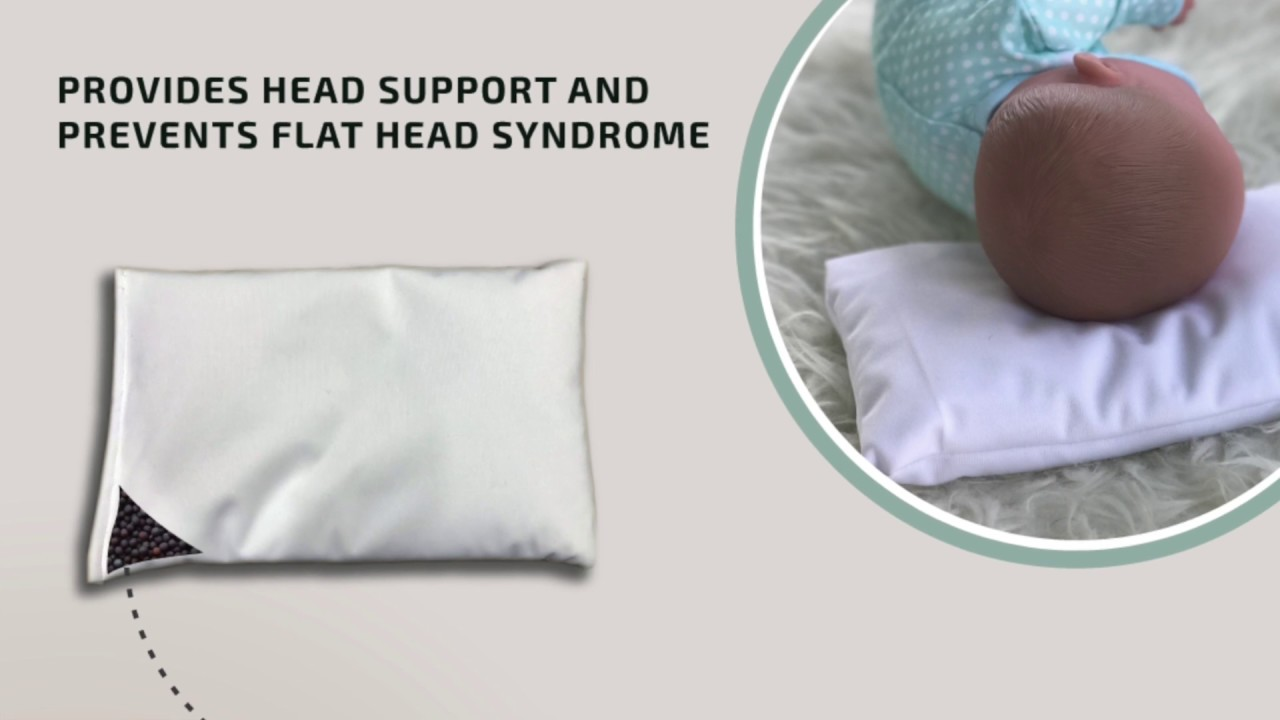 mustard seed pillow for infants online
