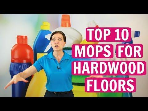 Angela Brown's Top 10 Mops for Hardwood Floors