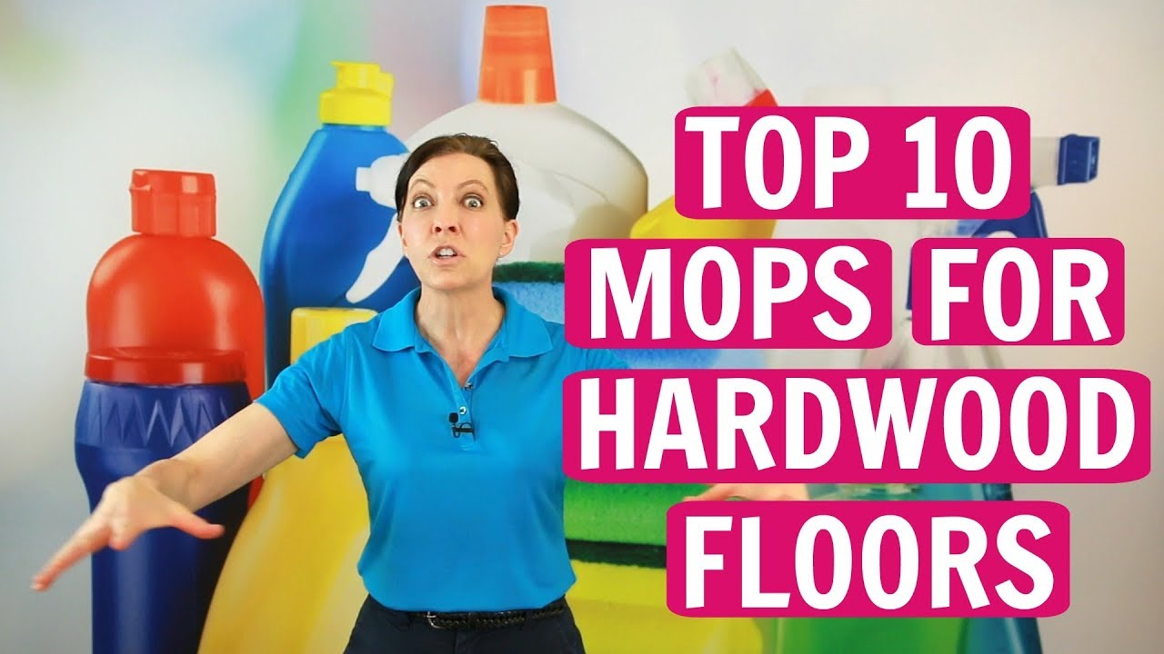 Angela Brown S Top 10 Mops For Hardwood Floors