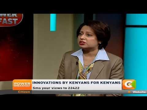 Power Breakfast: Innovation by Kenyans for Kenyans