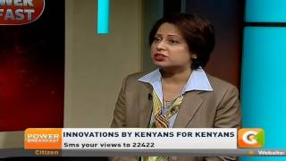 Power Breakfast: Innovation by Kenyans for Kenyans