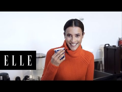 What Models Eat Backstage at NYFW | ELLE