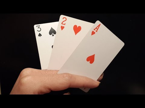 3 Ghost Deck Cards - Crazy Magic Card Trick That Will Blow Your Mind