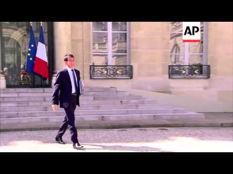 Comment from Najat Vallaud-Belkacem after cabinet promotion