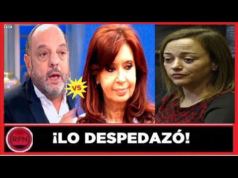 Cecilia Moreau DESTROZÓ a Baby Etchecopar por agredir a CFK en la mesa de Mirtha Legrand from YouTube · Duration:  10 minutes 16 seconds