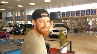 Buying another truck with Bradley Martyn!