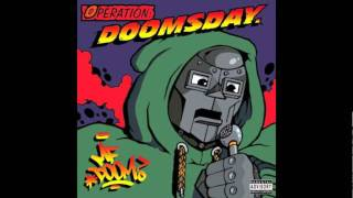 MF Doom - Red & Gold
