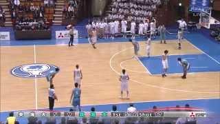 第64回関東大学バスケ 決勝 東海大学 vs 筑波大学 thumbnail