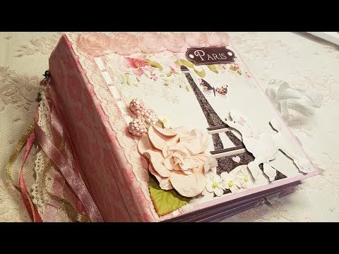 Ohh La La Mini Album for Nitwit Collections
