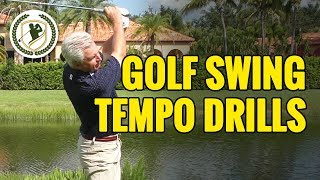 How To Get Timing in Your Golf Swing - Golf Swing Tempo Drills