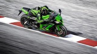 История мотоциклов Kawasaki - History of Kawasaki motors - Как делают мотоциклы Кавасаки