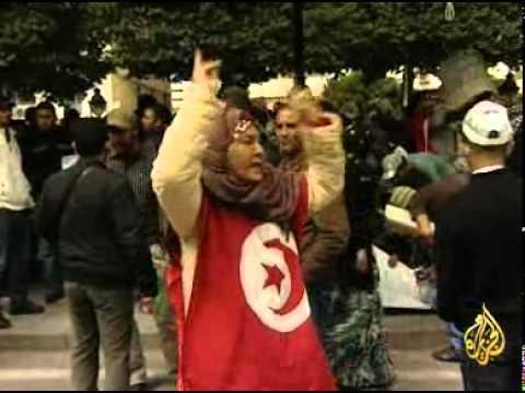 دور لجان حماية الثورة في المدن التونسية