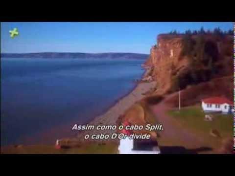 O Canada Visto do Ar 4 Nova Scotia