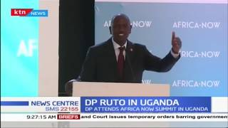 DP Ruto urges East African leaders to stop trade conflicts