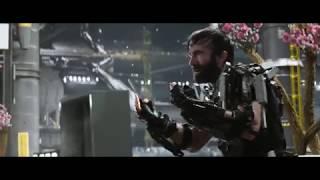 Макс против Крюгера | Элизиум: Рай не на Земле (1080p)