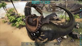 ARK: Survival Evolved (Одиночка) #13 - Поиски максимального анкилозавра