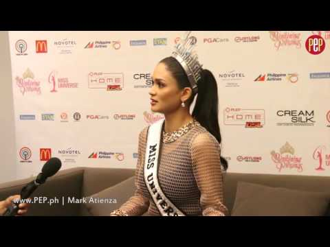 What Pia Wurtzbach learned from Shamcey Supsup