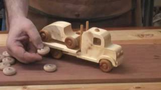 2x4 Toy Truck And Car Scroll Saw Project