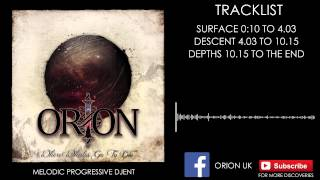 Orion - Where whales go to die | Full EP | Instrumental Progressive Post Djent