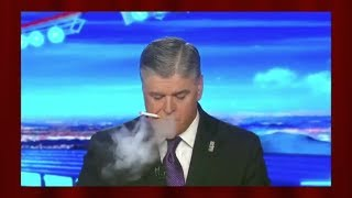 Leaked Sean Hannity FOX News Tape Vaping an e Cigarette