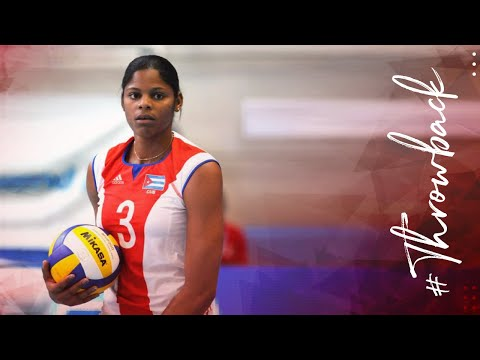 THROWBACK: 20-Year-Old Nancy Carrillo's Performing At FIVB Women's WCH 2006 ● BrenoB ᴴᴰ