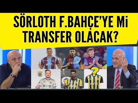 Sörloth Fenerbahçe'ye mi geliyor?  Ahmet Çakar'dan olay yaratacak sözler