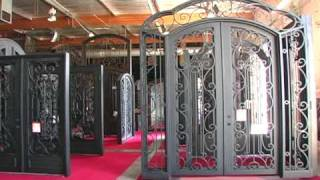 Hubbard Iron Doors Commercial play_circle_filled & CANTERA DOORS - PROCESO DE PRODUCCION pezcame.com