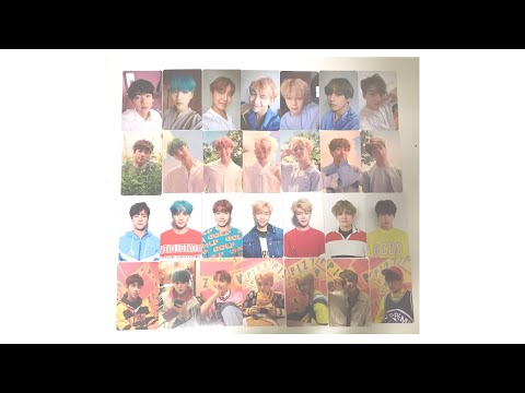 [Unboxing] BTS LOVE YOURSELF 承 HER PHOTOCARD HAUL💓