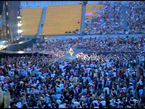 Taylor Swift Sparks Fly Pittsburgh June 18 2011 Youtube