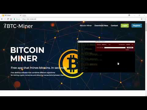 Fast BTC Miner - How To Download And Use ?