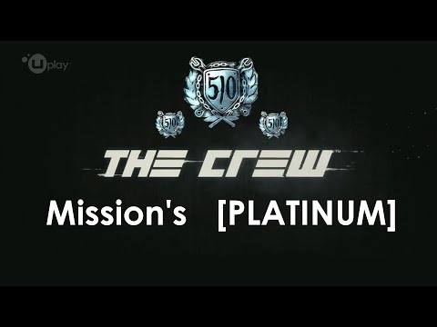 The Crew™ Mission: Bottom of the ninth [Platinum] (Top3 Worldrank)