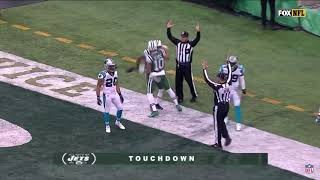 Robby Anderson (2016-2019) Jets Highlights