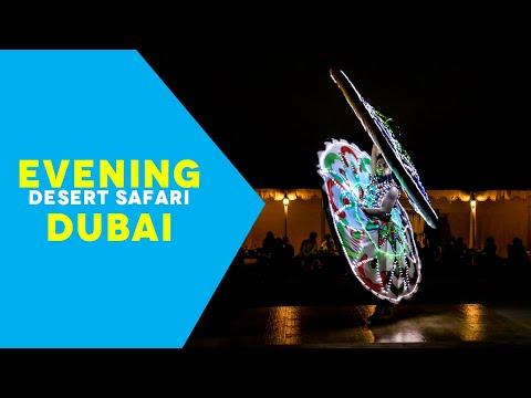 Evening Desert Safari Dubai : BBQ Dinner | Falcon Experience | Sandboarding