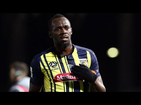 Usain Bolt could make a good full-back, says Vicente del Bosque