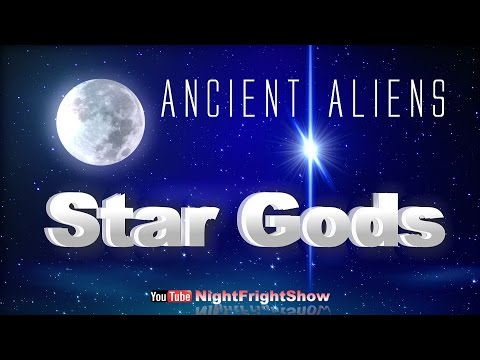 Ancient Aliens Star Gods video true stories from native Americans & Maya Night Fright Brent Holland
