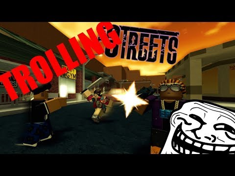 Trolling People With Loud And Annoying Songs On The Streets ROBLOX