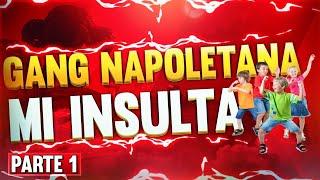 Baby Gang napoletana mi insulta e minaccia di mandarmi la mafia a casa! - Fortnite salva il mondo