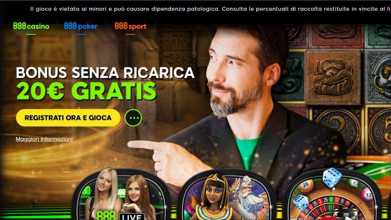 Casino Senza Deposito
