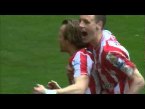 AMAZING GOAL Bolo Zenden v Spurs 2010