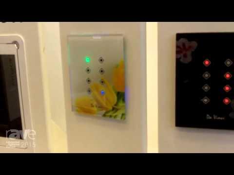 ISE 2015: Contec Details Da Vinci Touch Panel