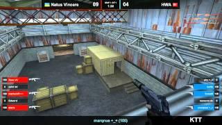 NAVI vs. HWA nuke