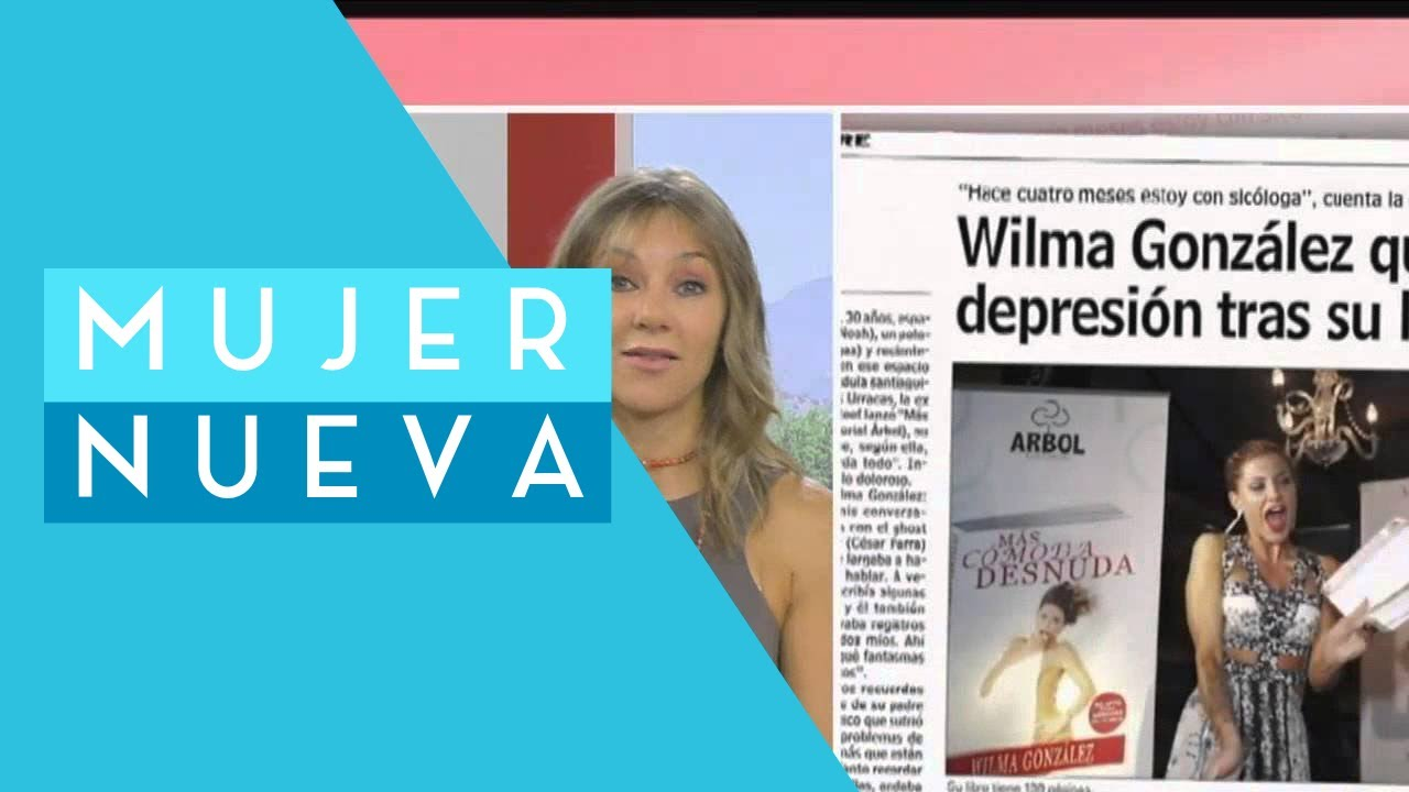 Wilma González Quedó Con Depresión Tras Escribir Su Biografía La