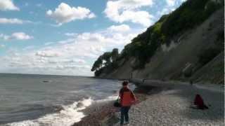 Kap Arkona und  Kreidefelsen auf Insel Rügen  |  Full HD