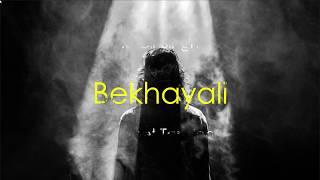 Bekhayali Mein - Lyrics | Kabir Singh | Sachet Tandon | Shahid Kapoor | Kiara Advani