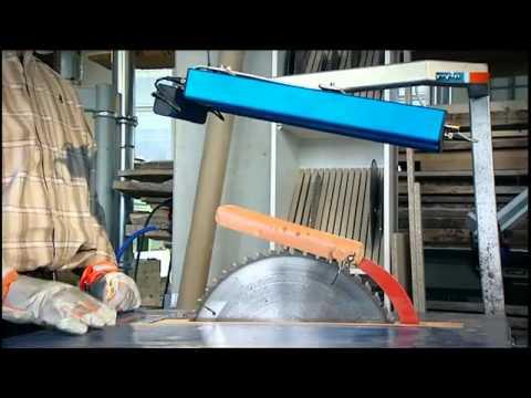 Kreissäge mit Stoppfunktion - MDR Einfach genial - 08.05.2012