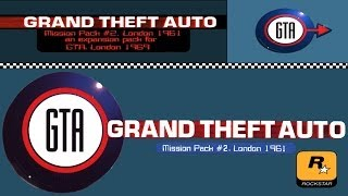 GTA: London 1961 | Gameplay